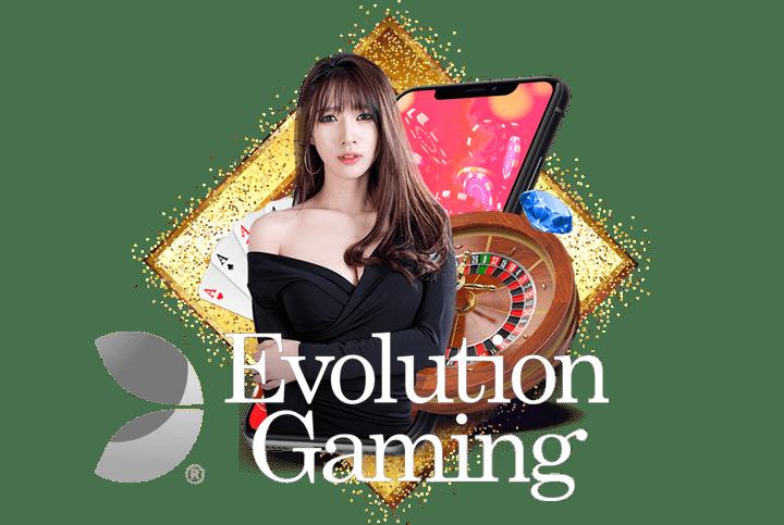 evolution gaming,คาสิโนออนไลน์,สมัคร EVOA