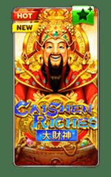 slotxo โหลดฟรี,game caishen riches,pgslot