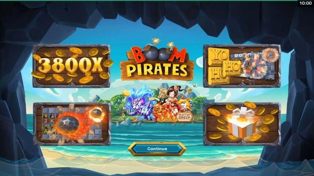 รีวิว Boom Pirates Wonderways