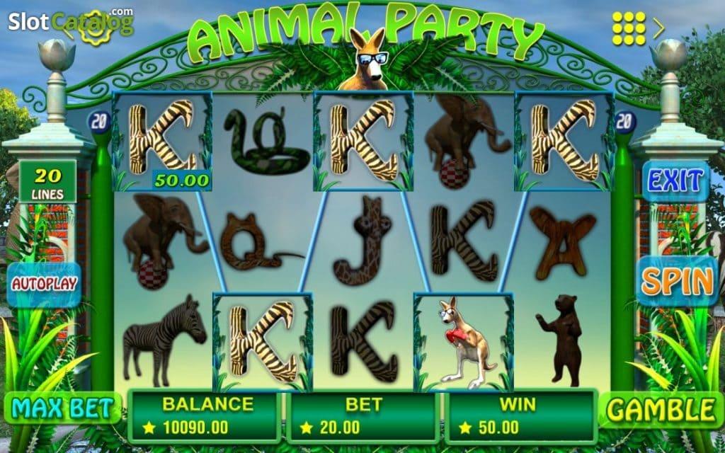 Animal Party-03-slotxo