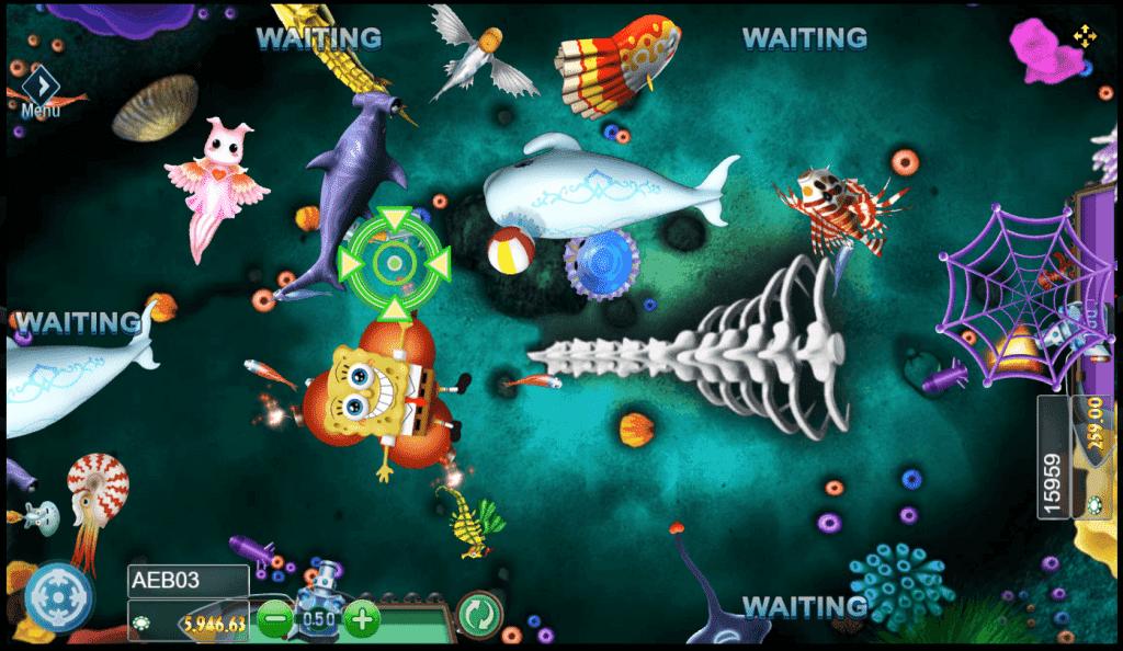 Fish Hunter Spongebob-02-slotxo