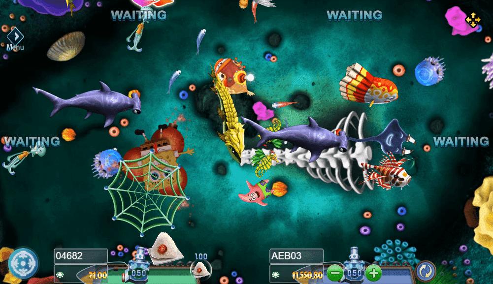 Fish Hunter Spongebob-04-slotxo
