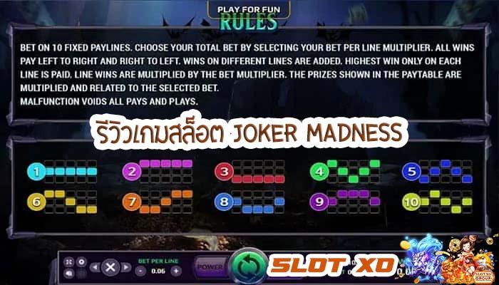 Joker Madness 02