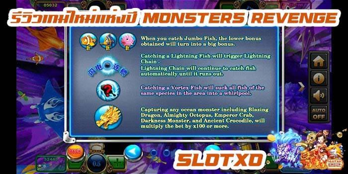 Monster Revenge 02 slotxo