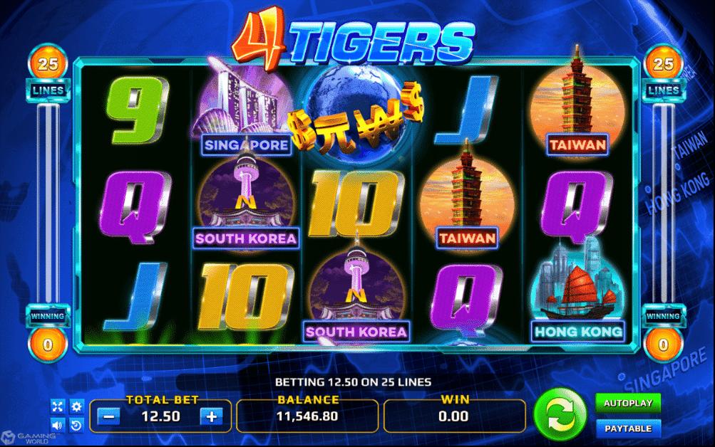 4 Tigers-01-slotxo