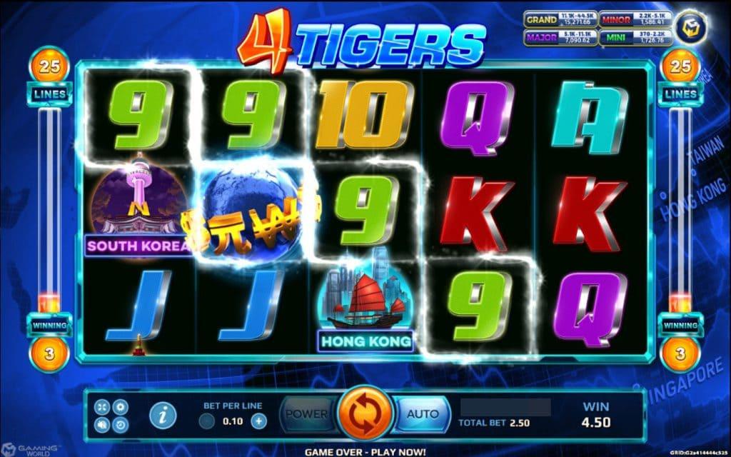 4 Tigers-03-slotxo