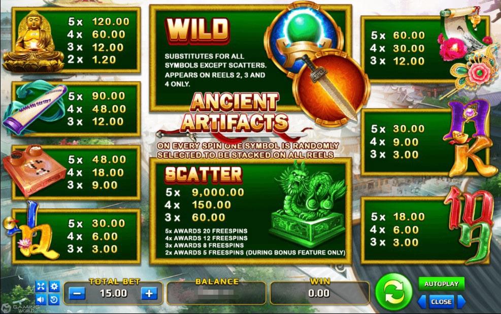 Ancient Artifacts-00-slotxo
