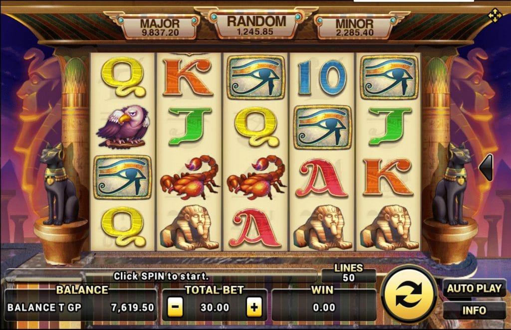 Egypt Queen-01-slotxo