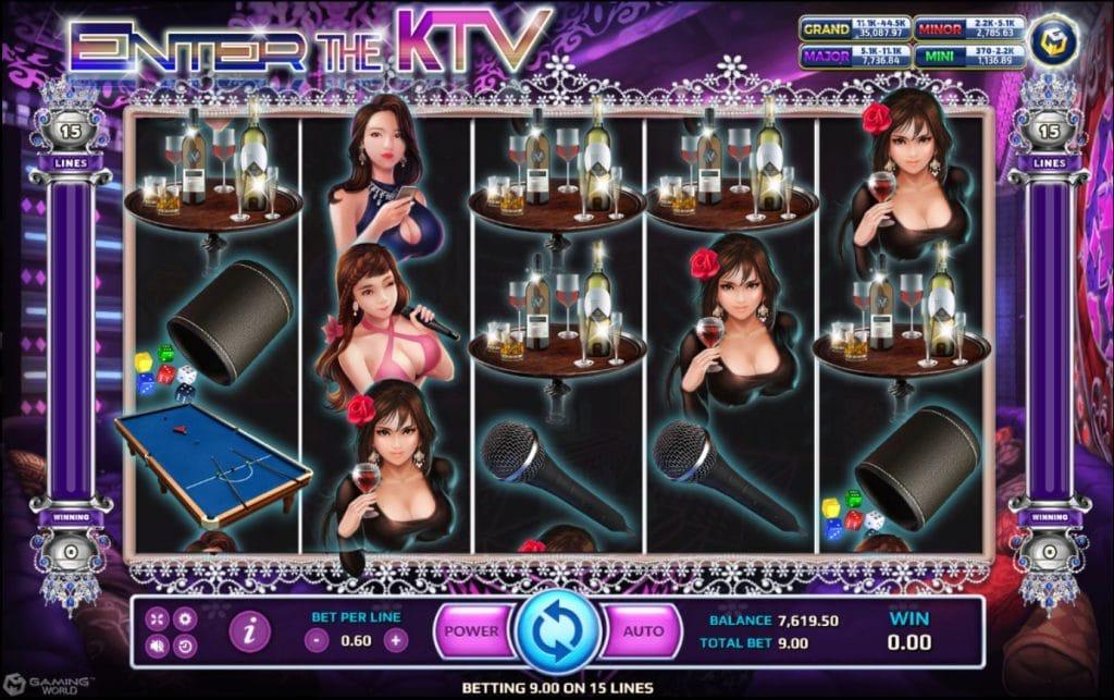 Enter The KTV-01-slotxo
