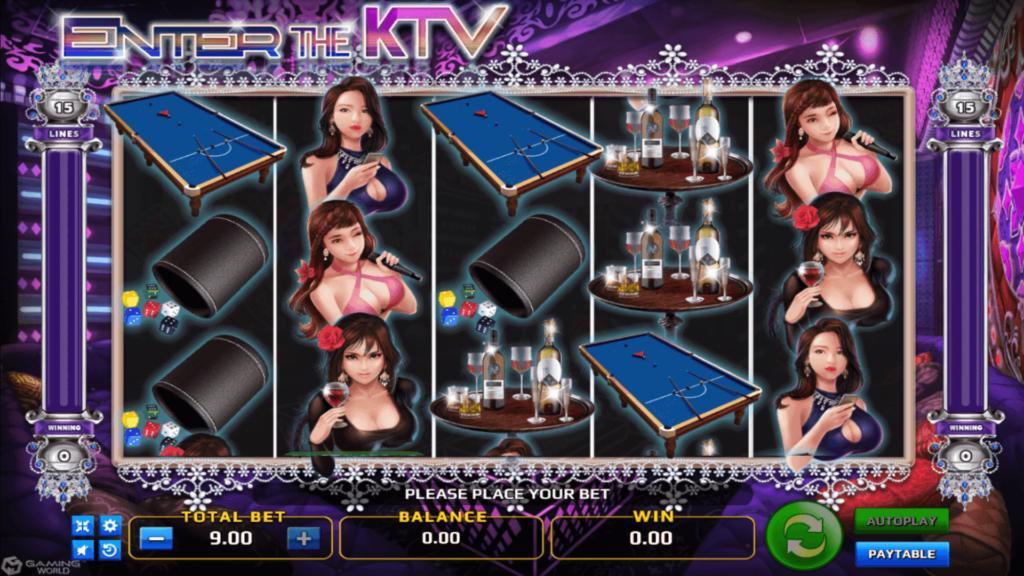 Enter The KTV-03-slotxo