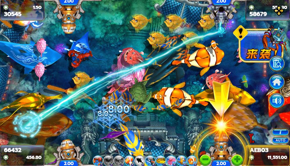 Fish hunter 2-01-slotxo