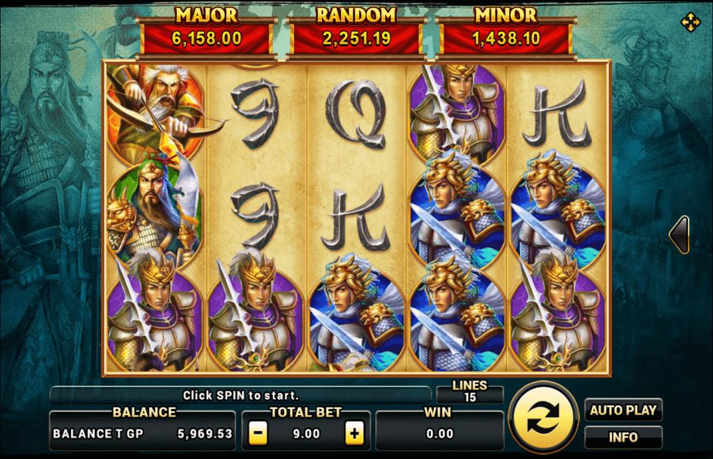 Five Tiger Generals-02-slotxo