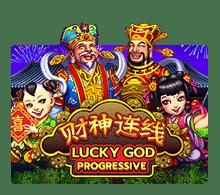 Lucky God Progressive-00