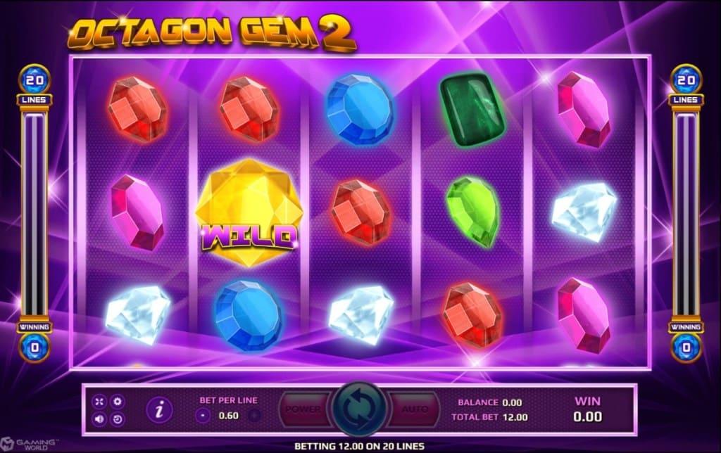 Octagon Gem 2-00-slotxo