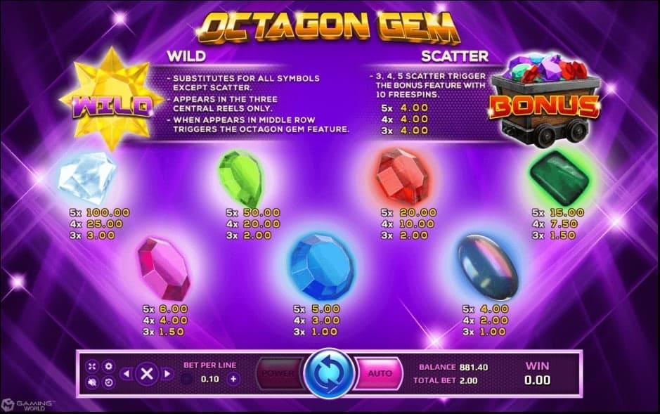 Octagon Gem 2-01-slotxo