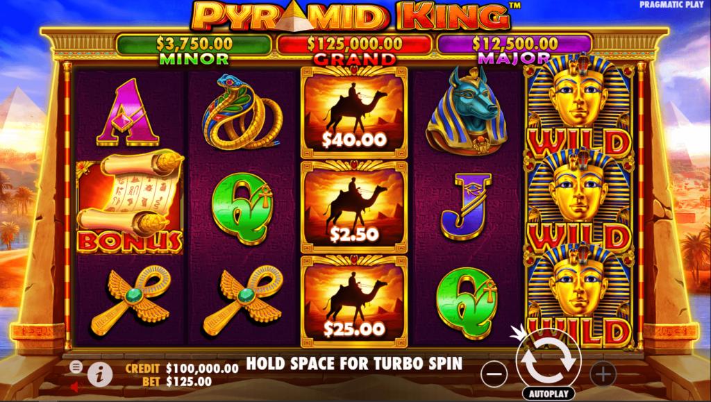 Pyramid King-01-slotxo