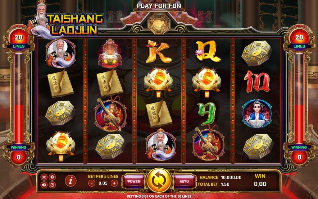 Taishang Laojun-01-slotxo
