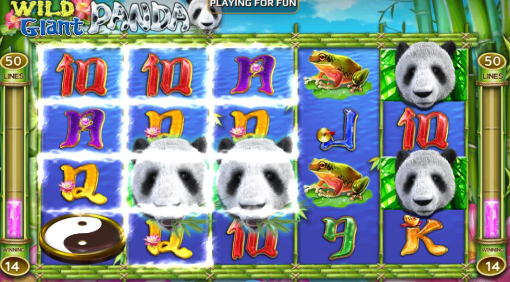 Wild Giant Panda-01-slotxo