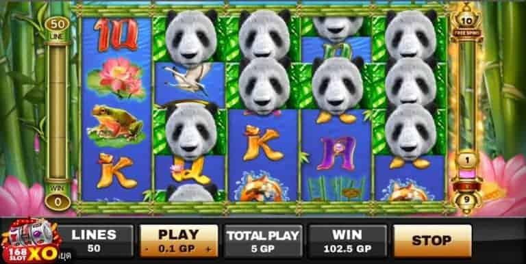 Wild Giant Panda-02-slotxo