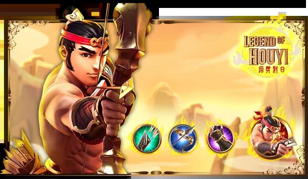 Legend of Hou Yi-02-slotxo