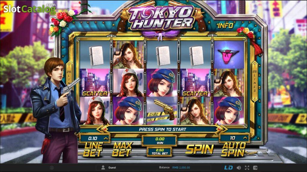 Tokyo Hunter-02-slotxo