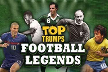 Slotxo Top Trumps Football Legends โปรโมชั่น 50% ฟรีเครดิต 100 บาท