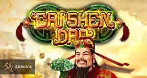Slotxo Cai Shen Dao โปรโมชั่น สมัคร ฟรีเครดิต100โบนัส 50 %