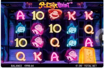 slotxo ทดลองเล่น Polterheist เกมส์สล็อต สมัครสมาชิก แจกโบนัส 100
